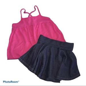 Old navy toddler girl outfit